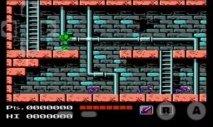 Tortues Ninja sur NES