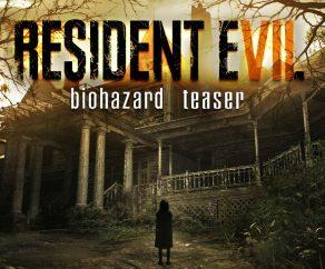 Sortie de Resident evil 7 prévue pour le 24 Janvier 2017