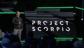 Le grand retour de Microsoft avec le project Scorpio